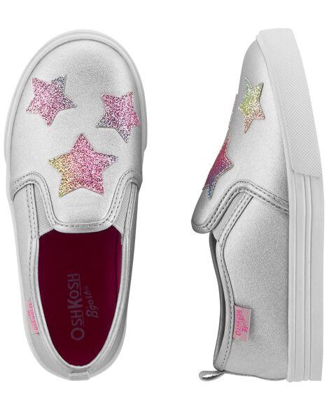8668affd8bd4 OshKosh Star Slip-On Shoes ...