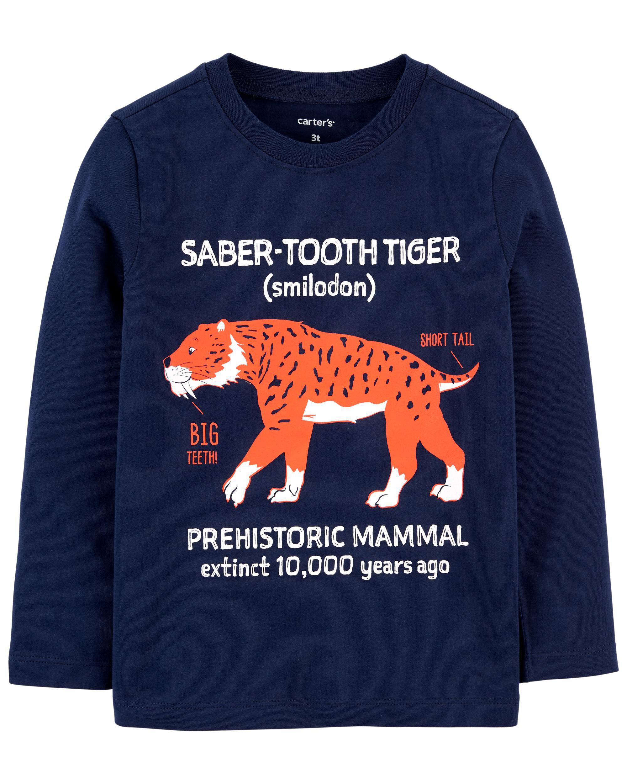 *DOORBUSTER*Tiger Jersey Tee
