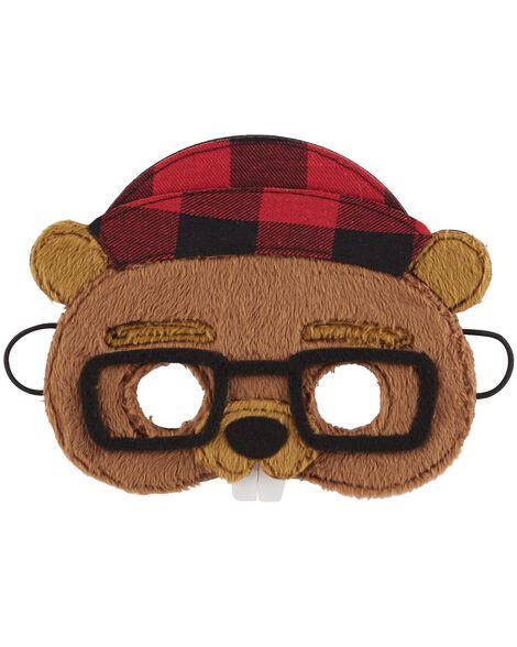 Lumberjack Beaver Mask