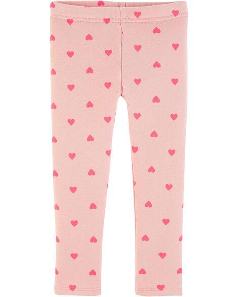 Cozy Heart Leggings