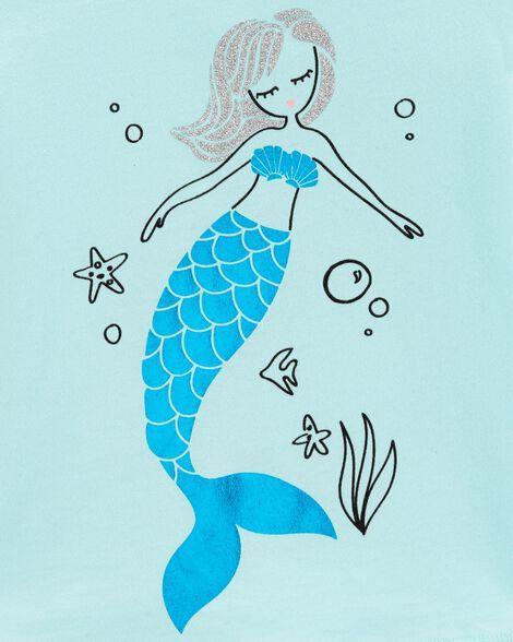 Glitter Mermaid Tee