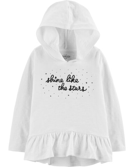 Stars Hooded Tunic