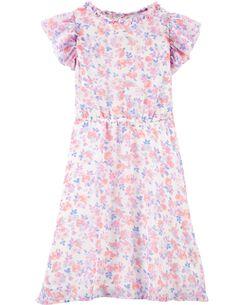 ec9cac592629 Floral Chiffon Dress