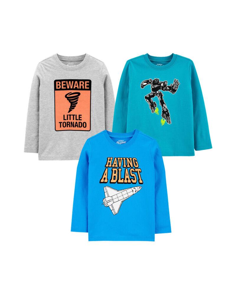 Blast Off baby t-shirt