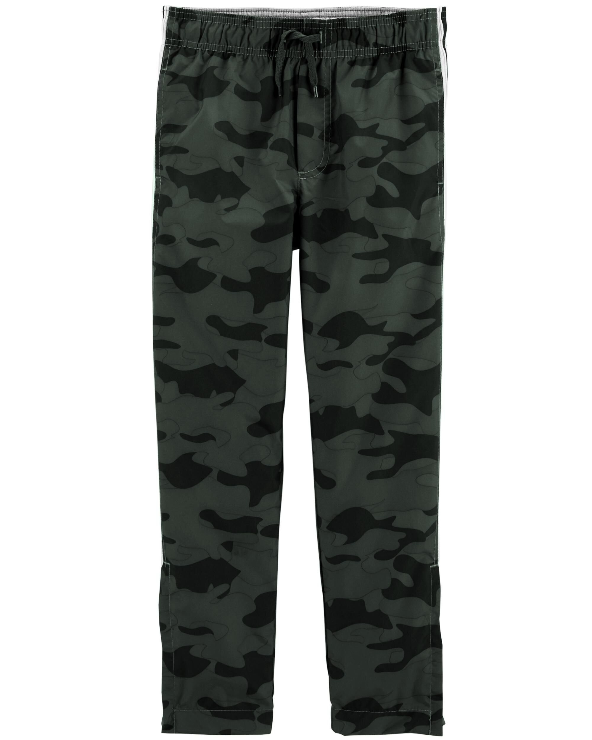 bec8946083d03 Active Camo Pants | OshKosh.com
