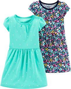 60e2c6d4d Toddler Girl Dresses & Rompers | Carter's | Free Shipping
