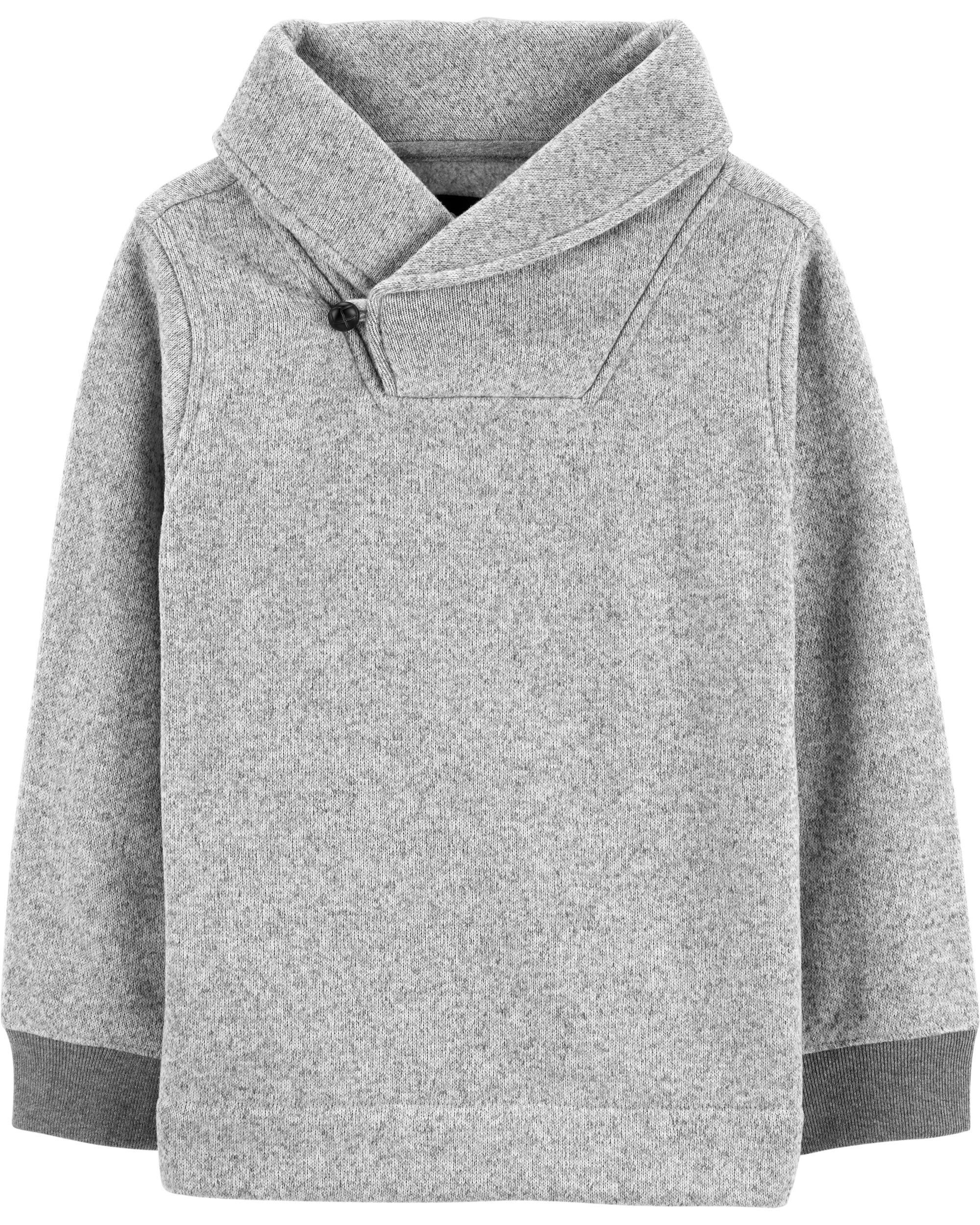 70aa1ca9c Shawl Collar Pullover