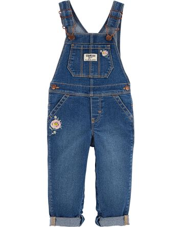 0d73baeb221b1 Baby Girl Overalls & Jumpers | OshKosh | Free Shipping