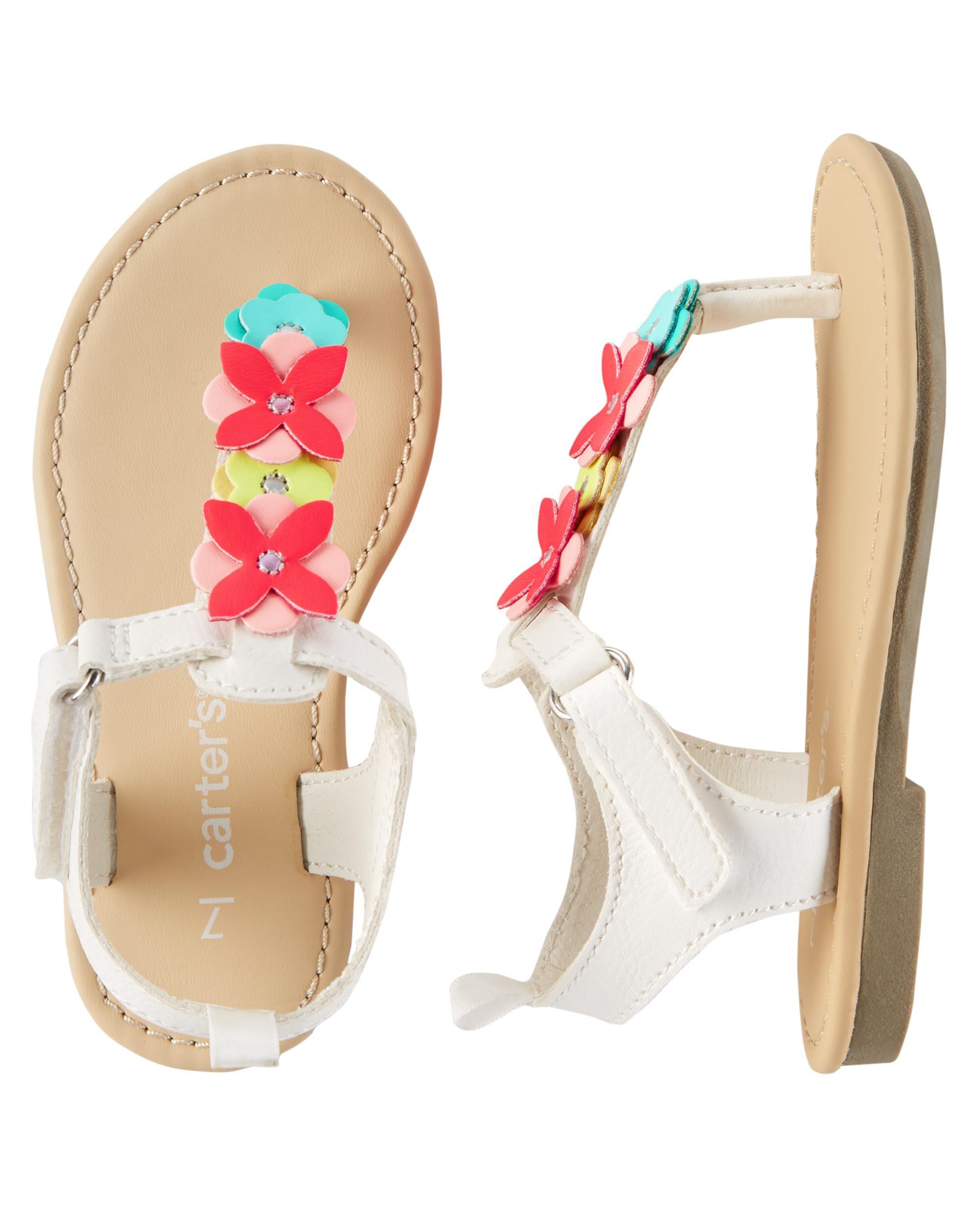 0f37eb127 Carter s T-Strap Sandals ...