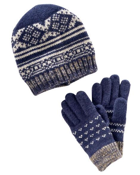 33c0e680a Hat   Gloves Set