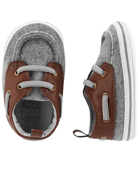 7c7c1d0b8d13 Baby Boy Carter s Boat Baby Shoes
