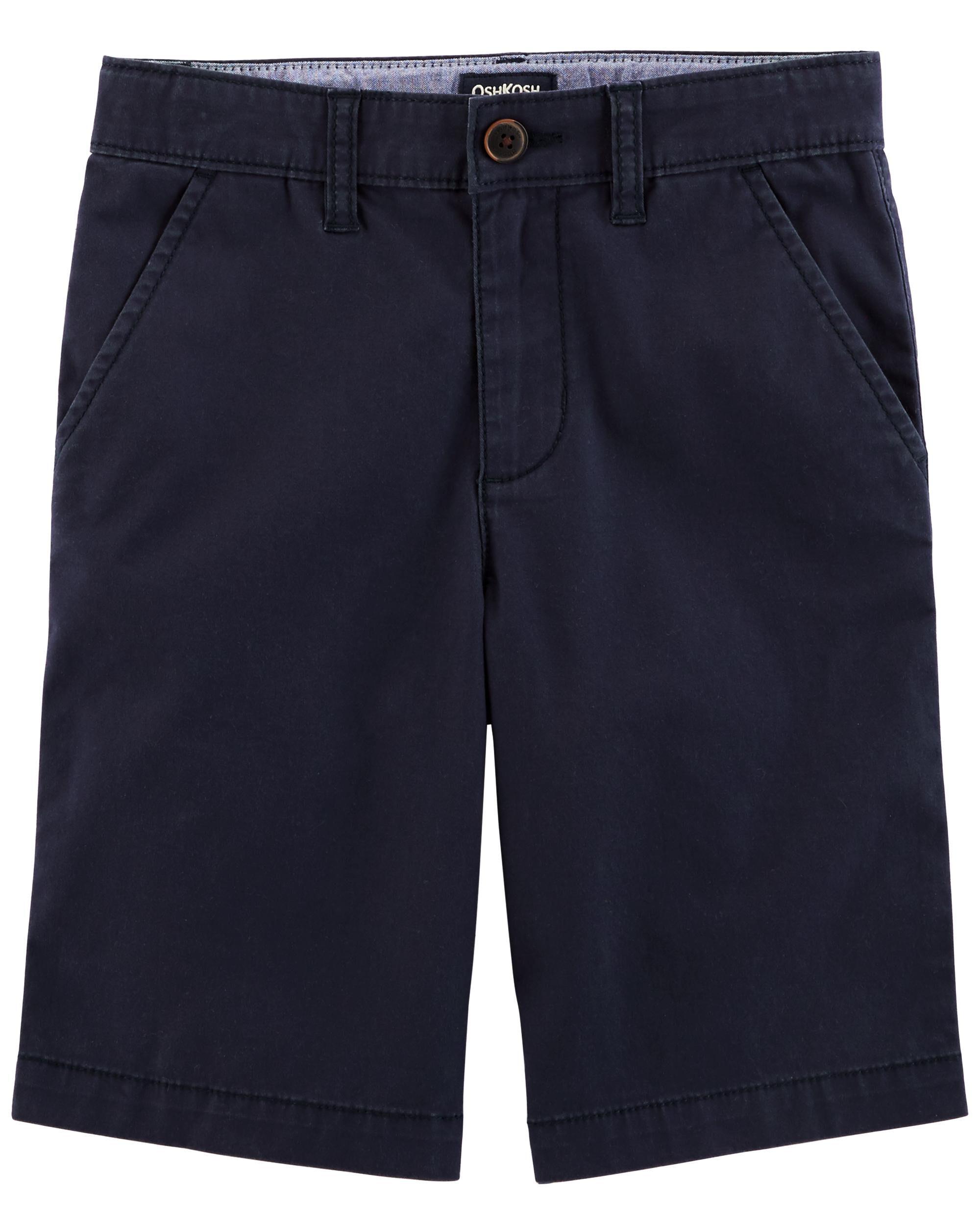 Toddler//Kid OshKosh Bgosh Woven Shorts White