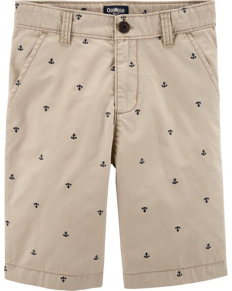 Anchor Schiffli Shorts