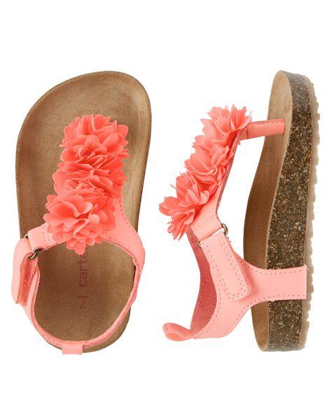 688b7d96f69 Kid Girl Carter s Cork Sole Sandals