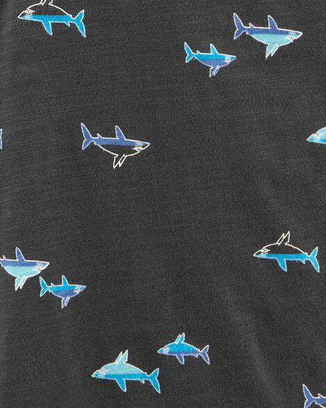 Shark Jersey Polo
