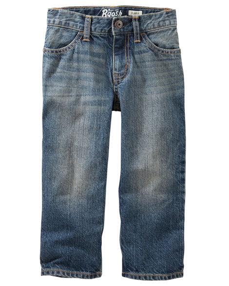 Classic Jeans - Faded Medium