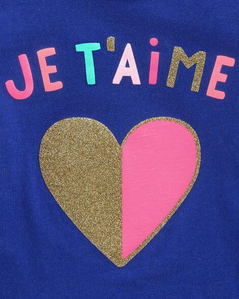 Jersey Glitter Tunic