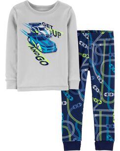 48facb6b0 Toddler Boy Pajamas & Sleepwear | Oshkosh | Free Shipping