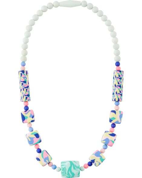 Cube Beads Necklace