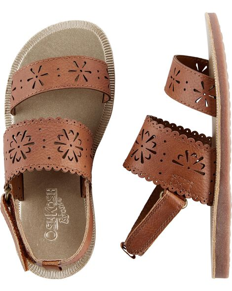 OshKosh Floral Sandals