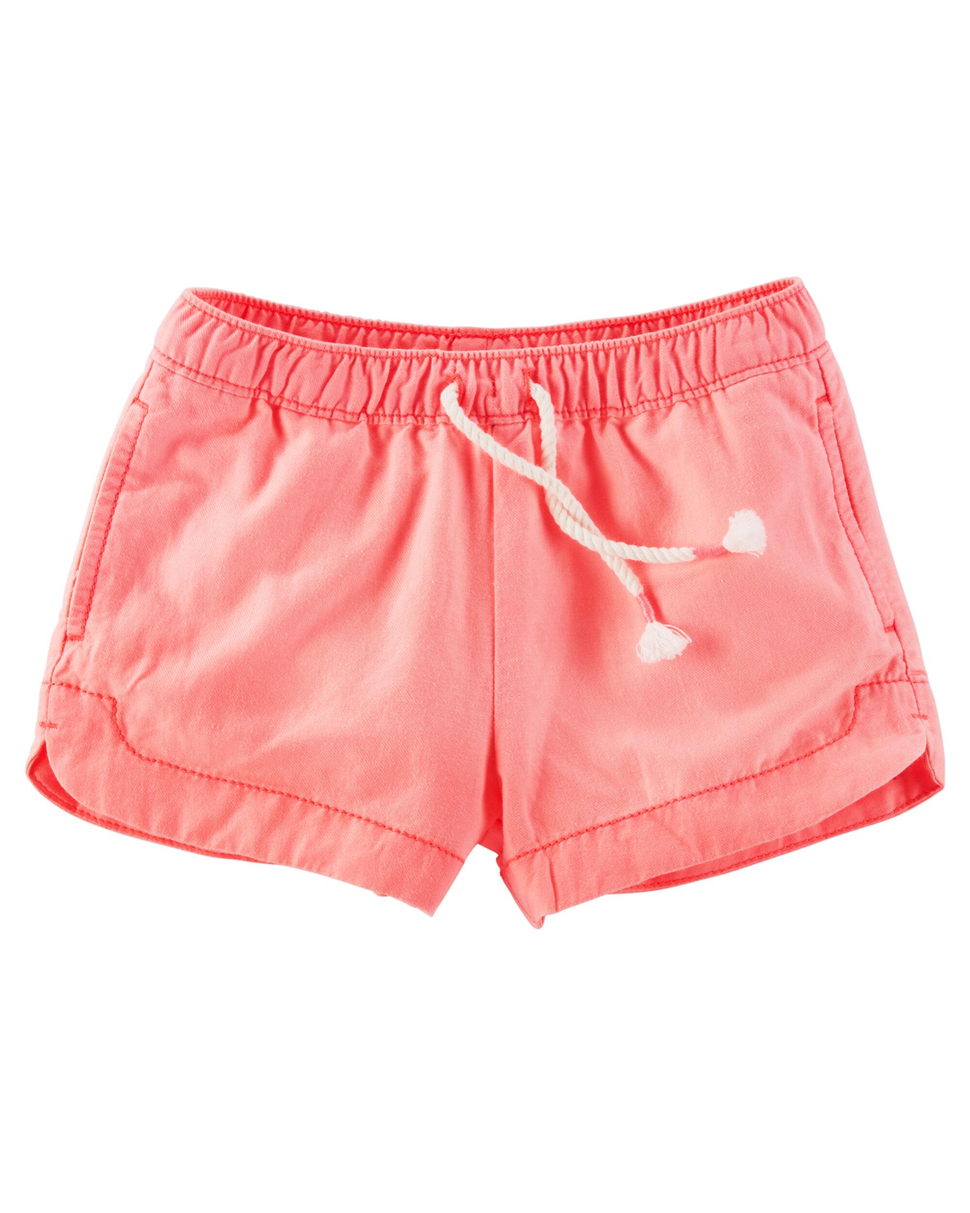 Neon Sun Shorts