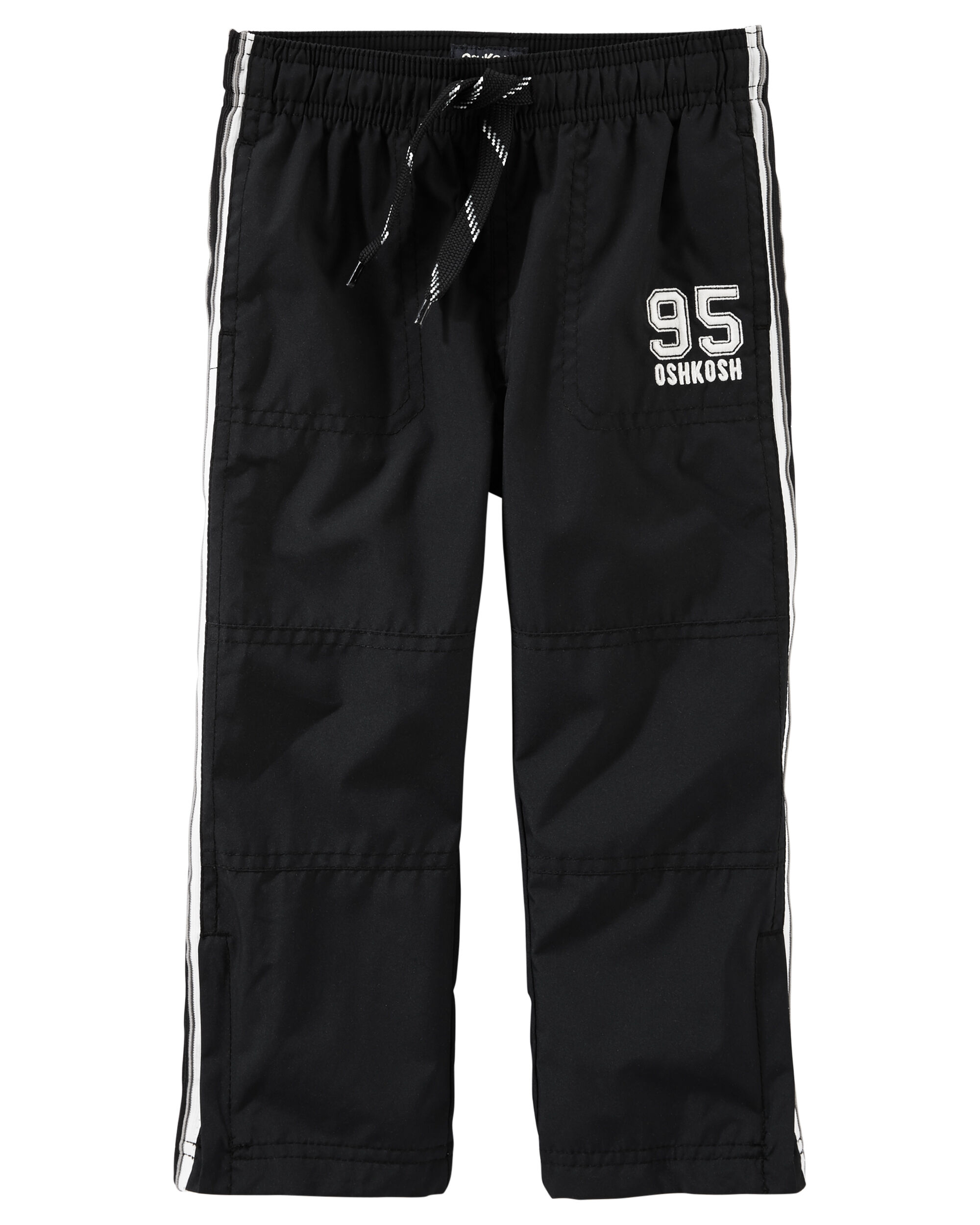 Oshkosh Jersey Lined Trousers 12m Clothing, Shoes & Accessories