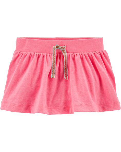 Neon Pink Scooter Skirt