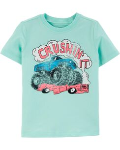 134bff236 Baby Boy Graphic Tees | OshKosh | Free Shipping
