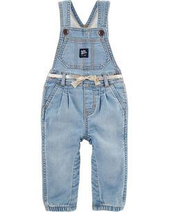 4de2d72548fc Baby Girl Overalls