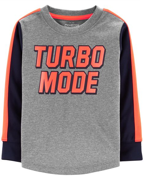 Turbo Mode Active Tee