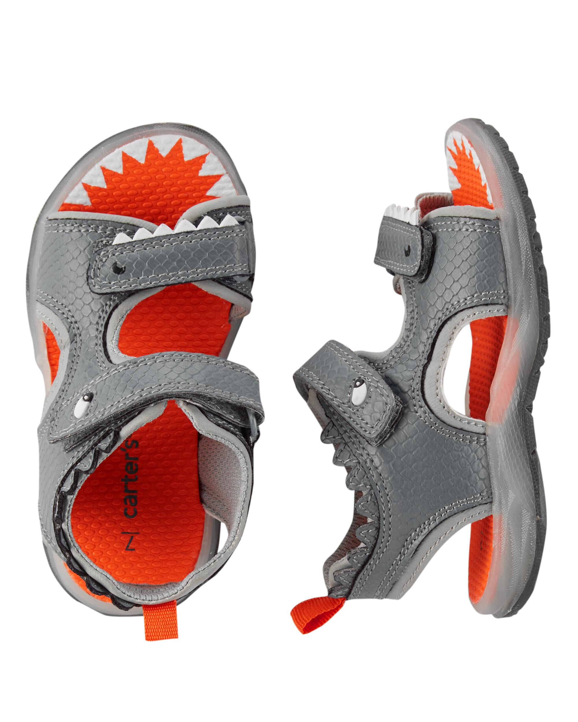 Carter's Light-Up Sandals   oshkosh.com
