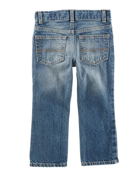 Bootcut Jeans - Faded Heritage Wash