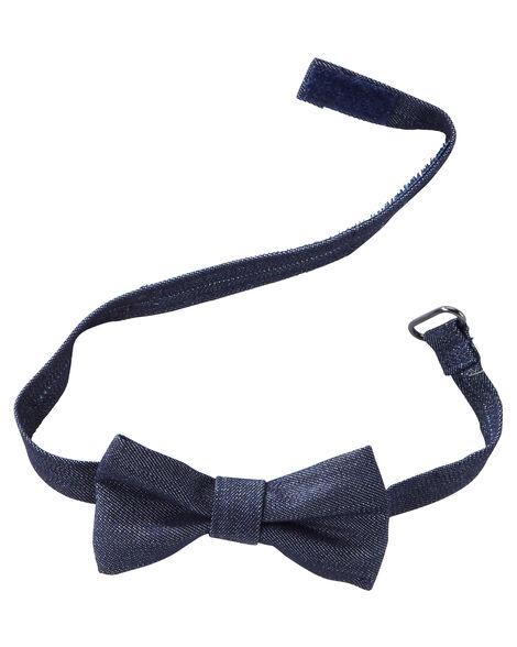 6fca7dd3efd Chambray Bow Tie Toddler - Image Of Tie