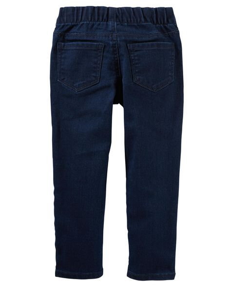 Pull-On Jeggings - Cornwall Wash