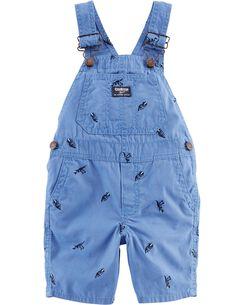 9aefafaa9302 Toddler Boy Overalls in Denim