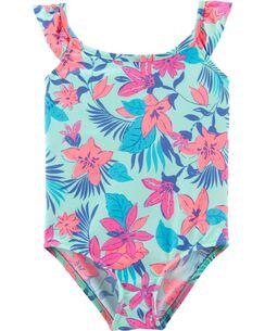 d9b5c2652 Baby Girl Swimwear & Bathing Suits   OshKosh   Free Shipping