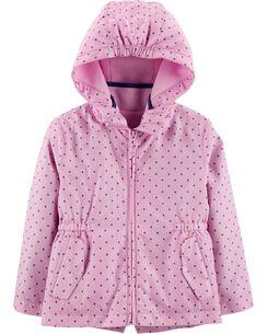 97e82f207 Baby Girl Jackets, Coats & Peacoats | OshKosh | Free Shipping