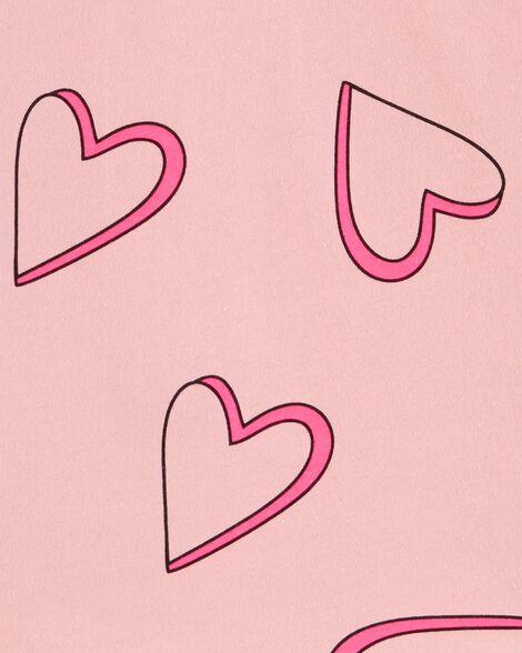 Jersey Heart Top