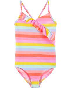 f92d1b1fcb Girls' Swimsuits & Bathing Suits, Rash Guards | OshKosh | Free Shipping