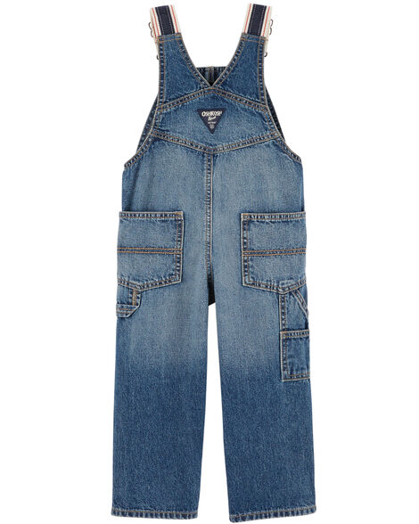 Denim Overalls - Bright Ocean Wash