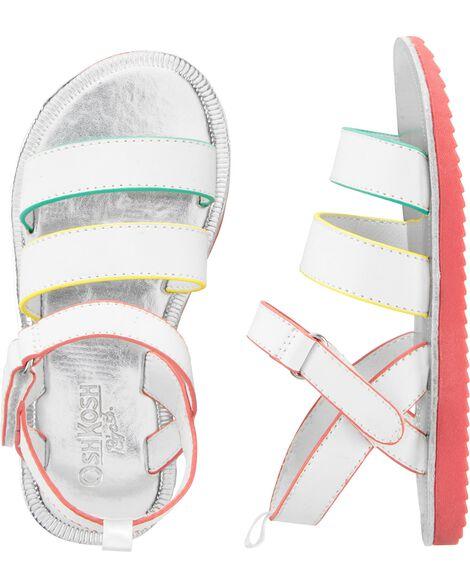 OshKosh Colorblock Sandals