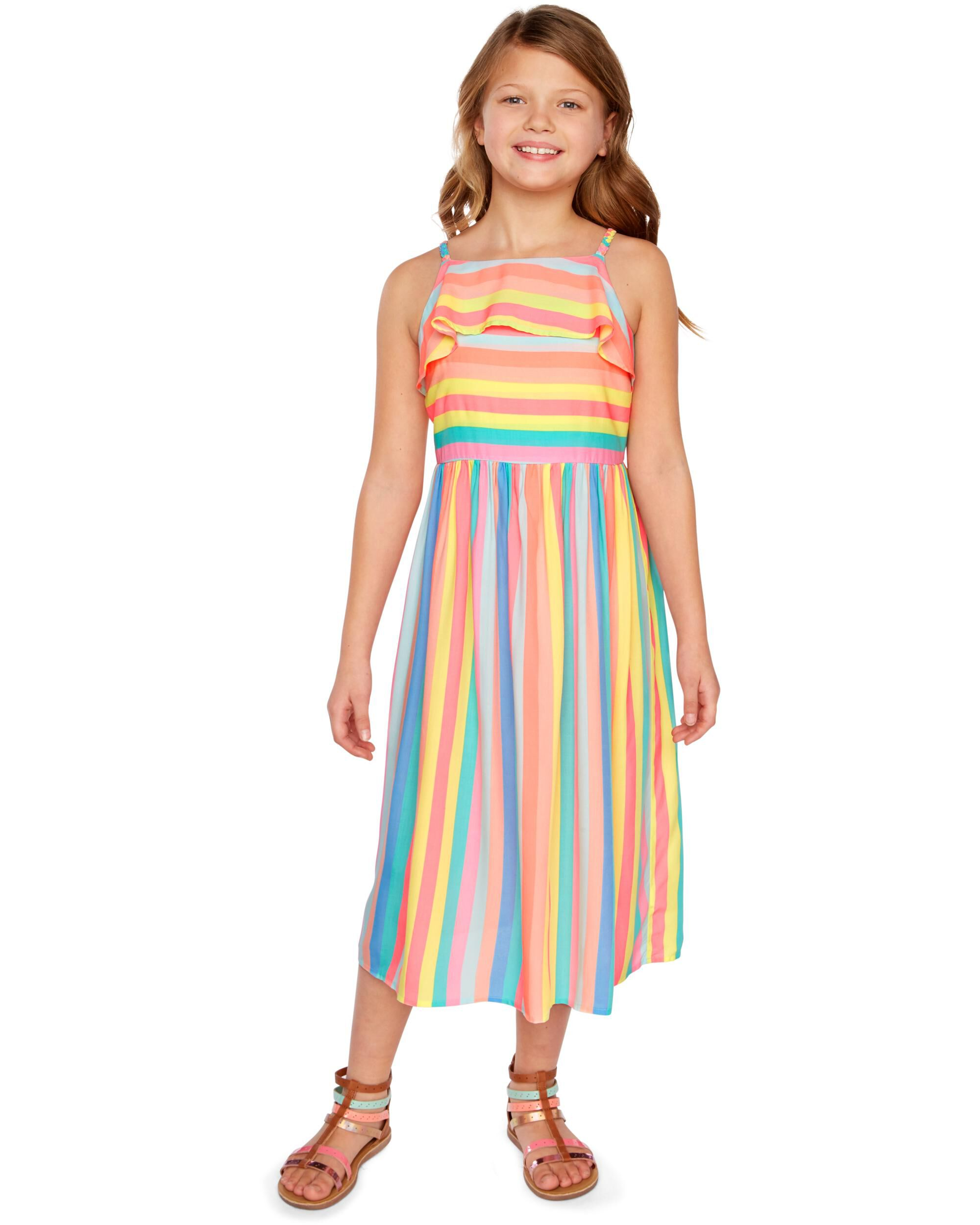 barely Worn Age 4 Girls Oshkosh Summer Dress