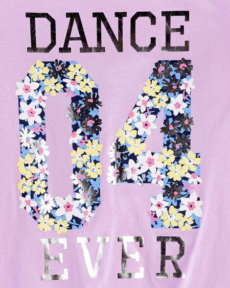 Tie-Front Dance Top