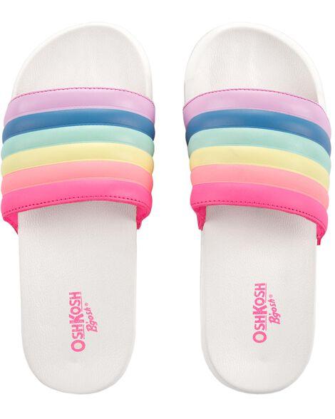 ad9fd0969da2 Rainbow Slip-On Sandals ...
