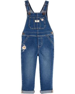 a56671b3f Toddler Girl Overalls & Jumpers   Oshkosh   Free Shipping