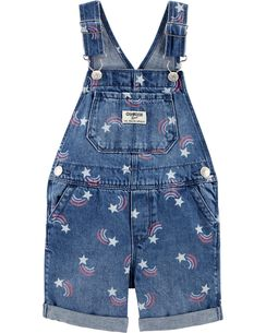 19ea2ca99 Baby Girl Overalls & Jumpers | OshKosh | Free Shipping