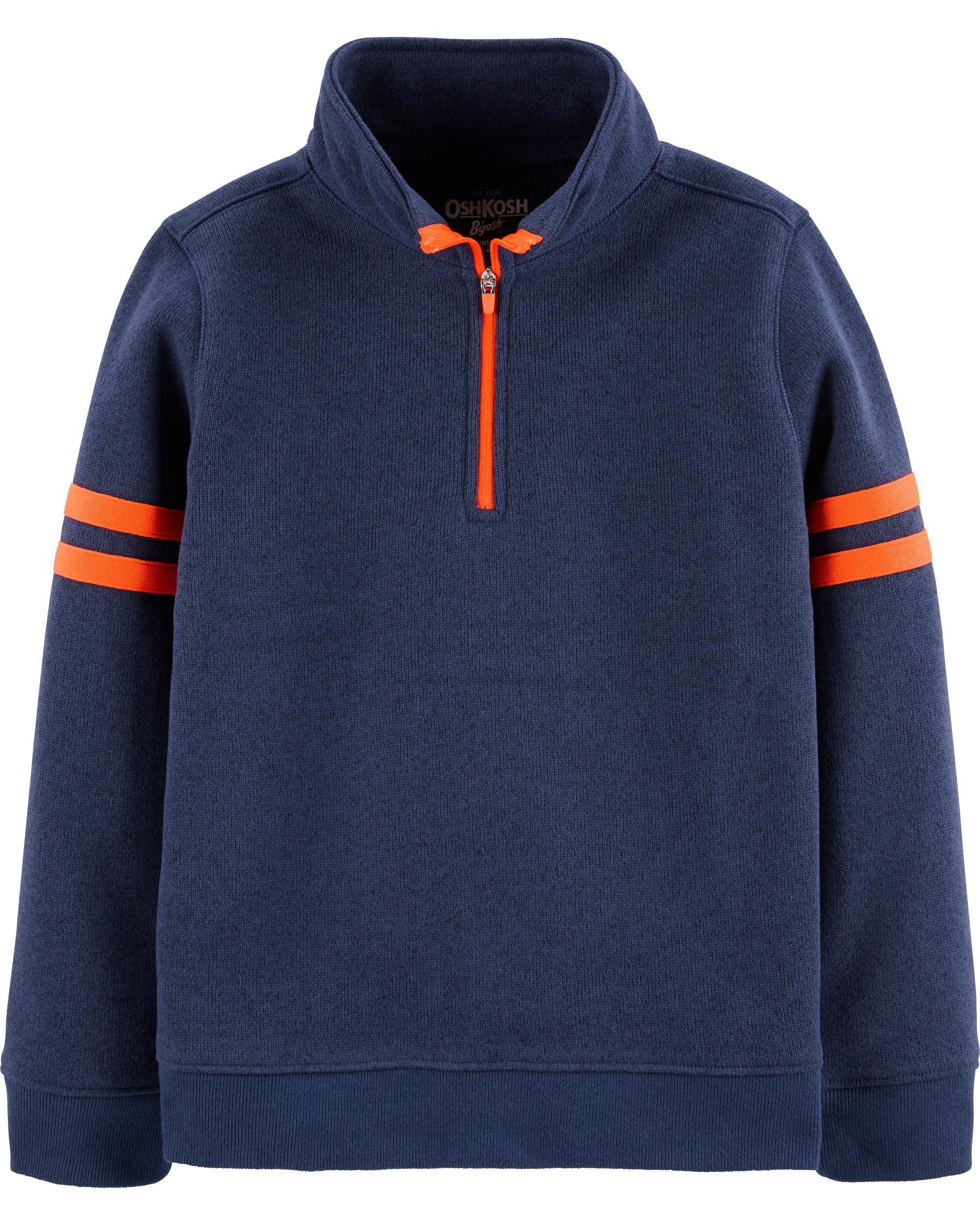 39abc6c9d2de Half Zip Sweater