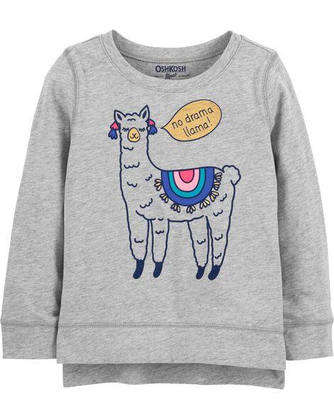 3efbed91c Llama Pullover · Llama Pullover