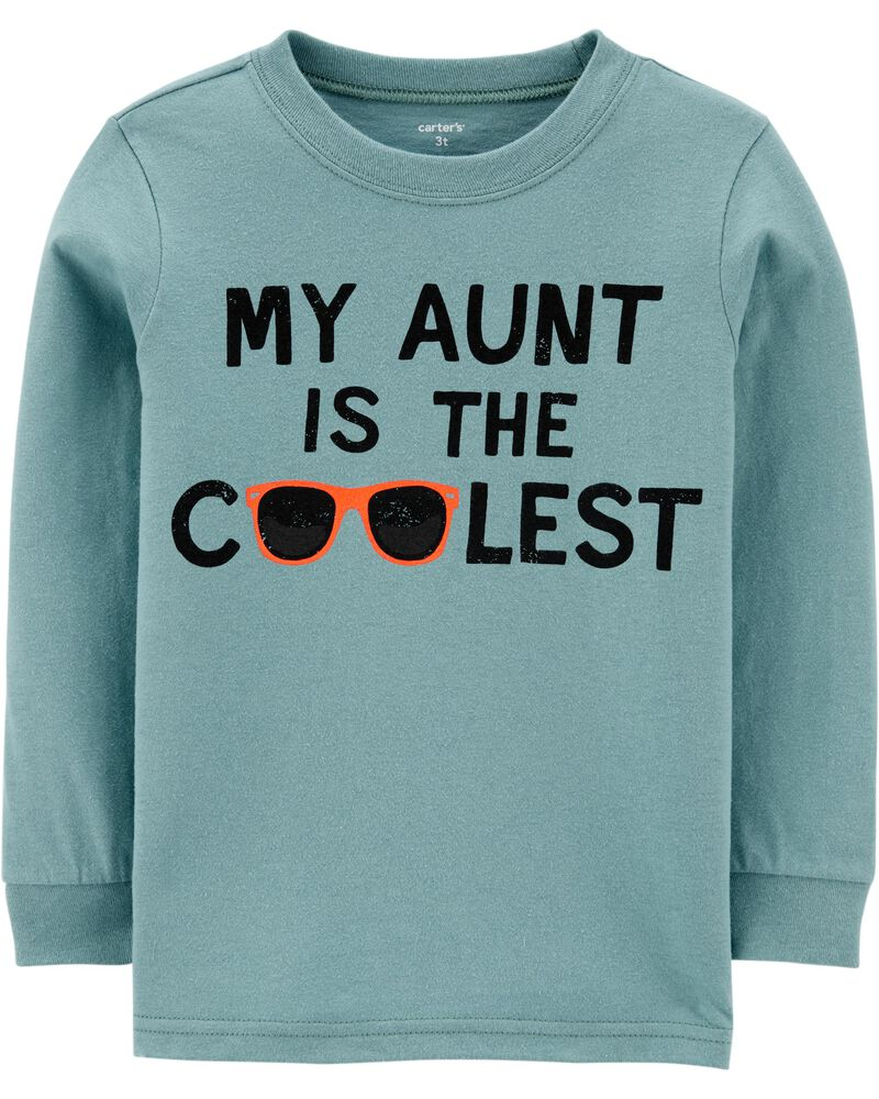 My Aunt in New Hampshire Loves Me Toddler//Kids Sweatshirt
