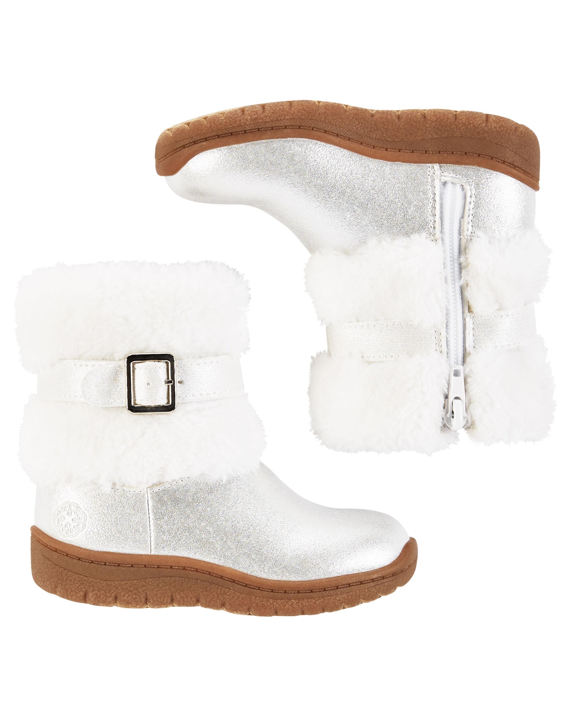 OshKosh Faux Fur Boots | oshkosh.com
